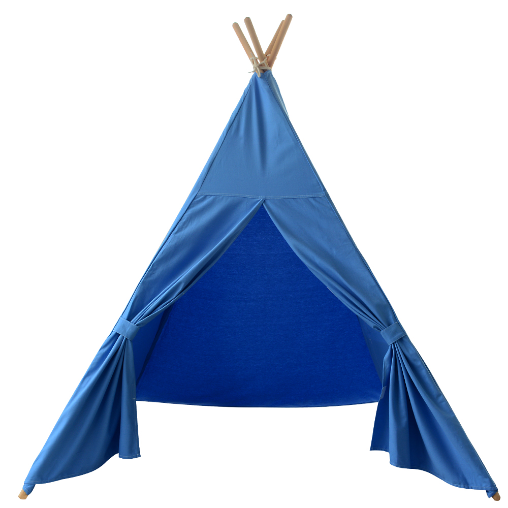 Indoor Indian Playhouse Toy Teepee Play Tent  sc 1 st  Promark & Indian Playhouse Toy Teepee Play Tent